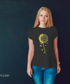 Sunflower volkswagen you are my sunshine shirt