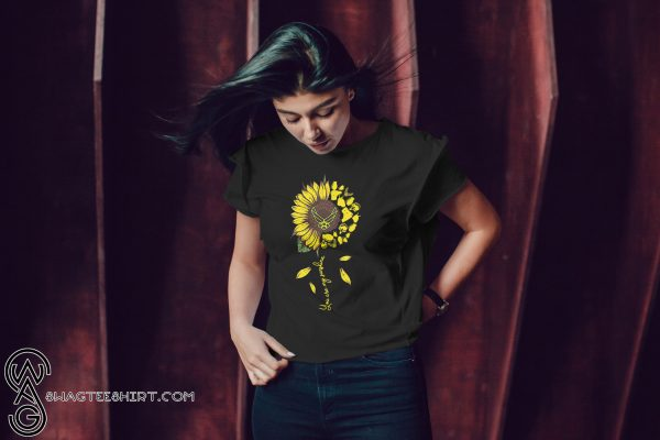 Sunflower you are my sunshine US air force shirt