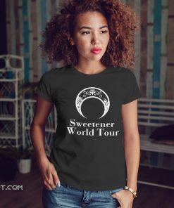 Sweetener world tour shirt