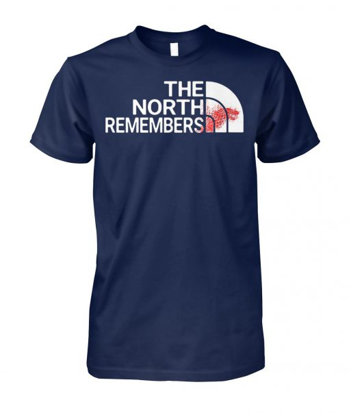 The north remembers unisex cotton tee