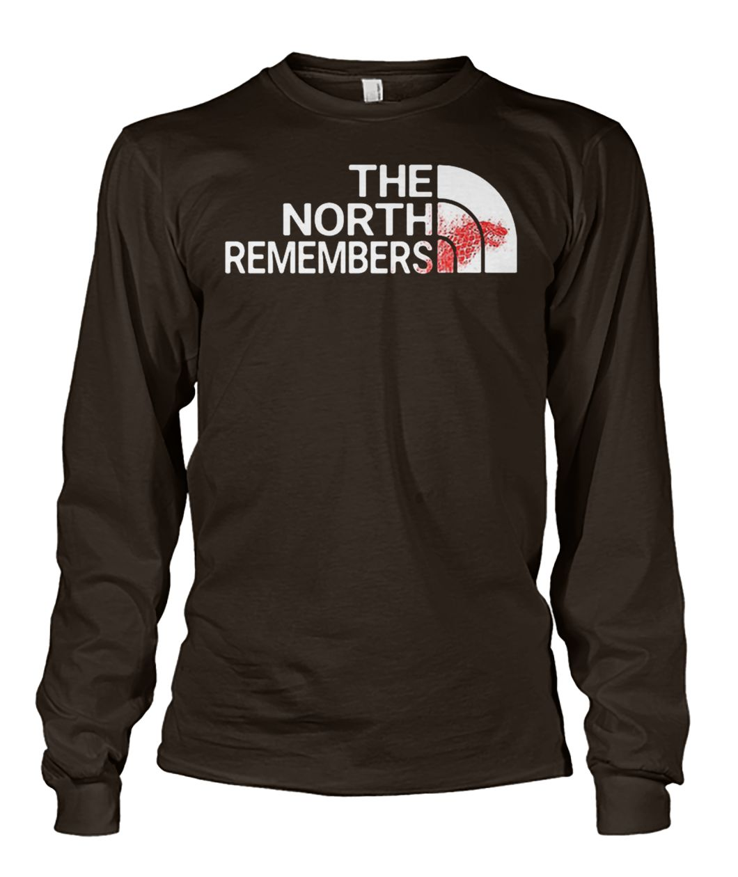 The north remembers unisex long sleeve