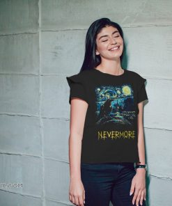 The raven nevermore shirt
