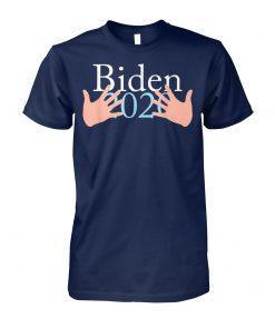 Vote joe biden 2020 election unisex cotton tee