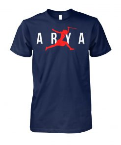 Air arya stark game of thrones unisex cotton tee