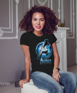 Avengers autism awareness my super power shirt