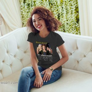 Hocus pocus 26th anniversary 1993 2019 signature shirt