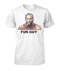 Kawhi leonard I'm a fun guy unisex cotton tee