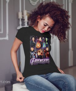 Marvel avengers endgame friengers friend shirt