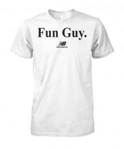 NBA Kawhi leonard fun guy new balance unisex cotton tee