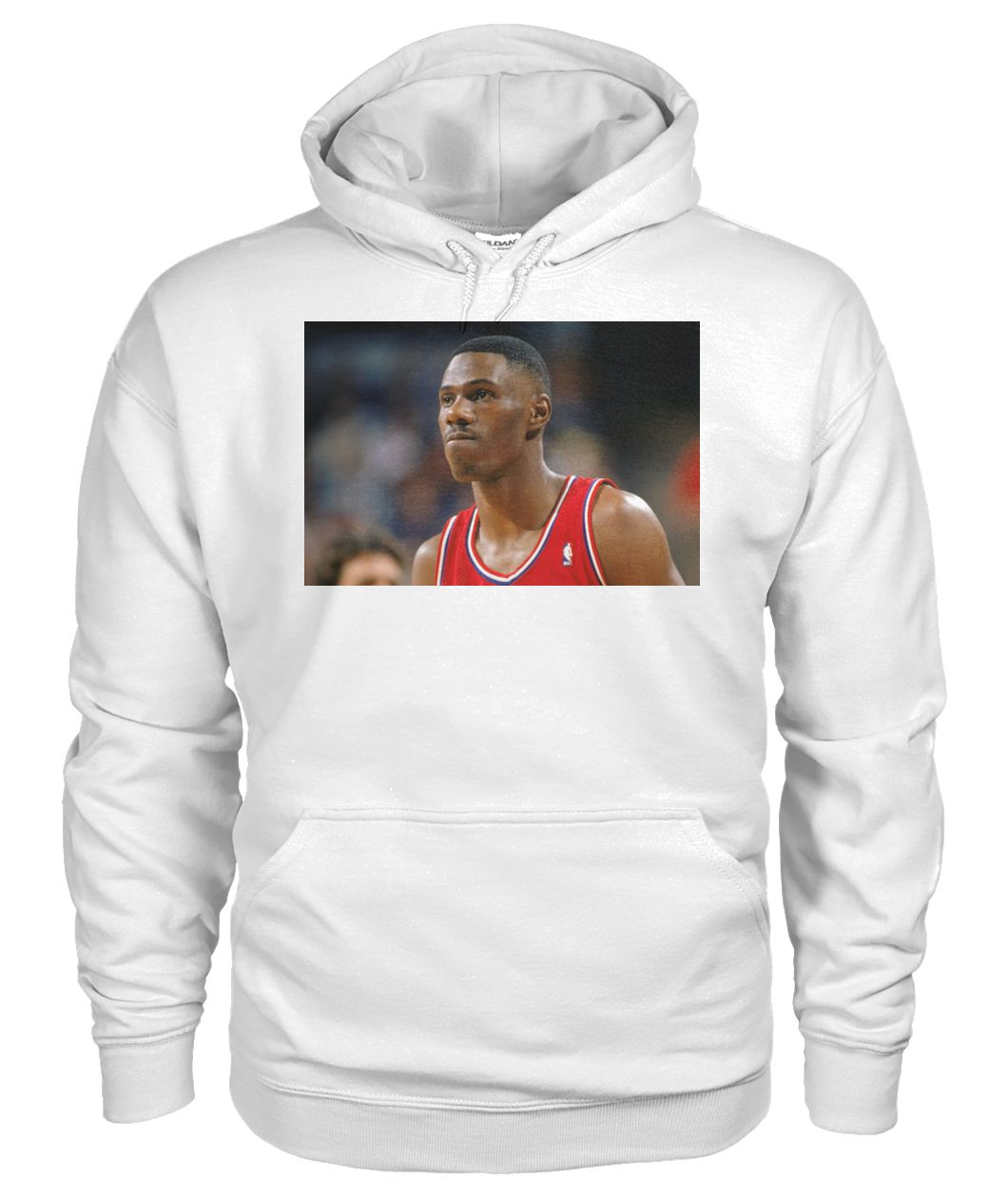 NBA quinn cook derek smith gildan hoodie