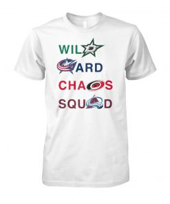 NHL wild card chaos squad unisex cotton tee