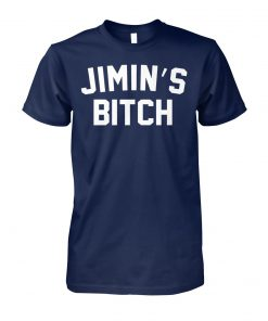 Official Jimin's bitch unisex cotton tee