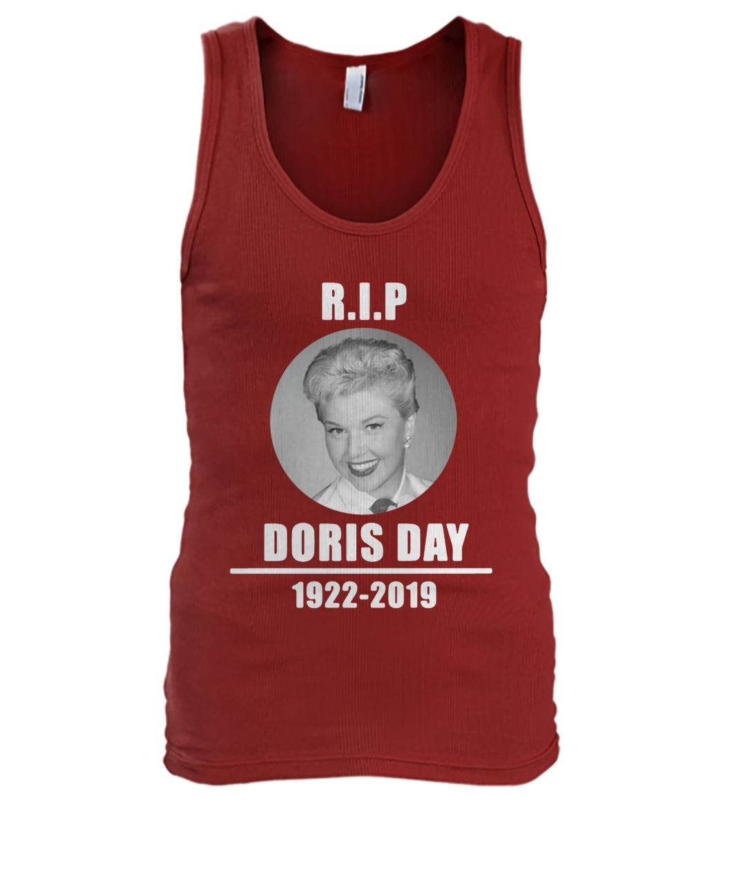 RIP doris day 1922 2019 men's tank top