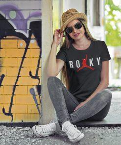 Rocky balboa jordan air shirt