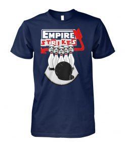 Stormtrooper bowling empire strikes star wars unisex cotton tee