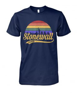 50th anniversary stonewall riots 50th nyc gay pride lbgtq rights unisex cotton tee