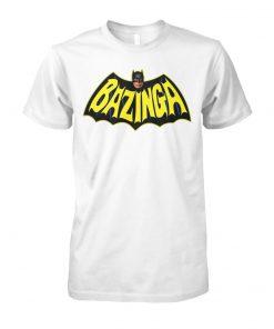 Batman bazinga unisex cotton tee