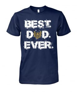 Best dad ever beard unisex cotton tee