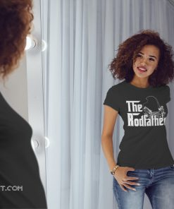 Boat fish rod the rodfather fishing shirt