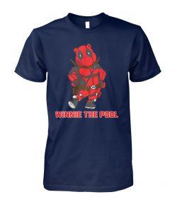 Dead pooh marvel anti hero winnie the pooh unisex cotton tee