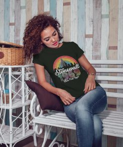 LGBT pride stonewall 1969 where pride began shirt