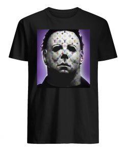Michael myers louis vuitton guy shirt