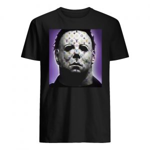 Michael myers louis vuitton guy shirt