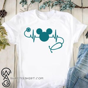 Nurse loves mickey mouse disney shirt