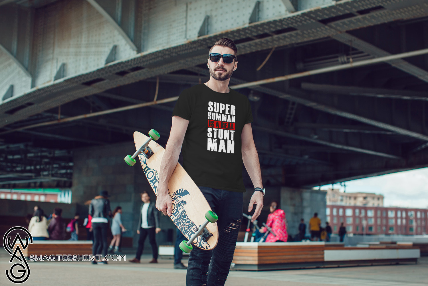 Super Humman Is A Real Stunt Man Shirt And Women S Tank Top See what people look like, where they're based, and what they do. super humman is a real stunt man shirt and women s tank top