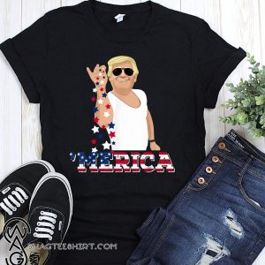 Trump bae 4th of july trump salt freedom shirt