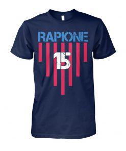15 megan rapinoe reign FC unisex cotton tee