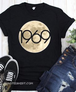 50th anniversary apollo 11 1969 moon landing shirt