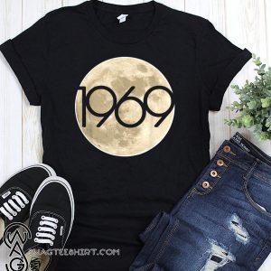 50th anniversary apollo 11 1969 moon landing shirt