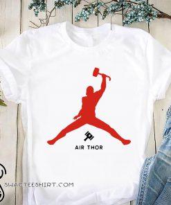 Air thor air jordan shirt