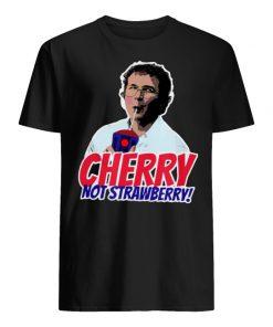 Alexei cherry not strawberry stranger things season 3 men's shirt