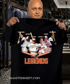 MLB baltimore orioles team legends shirt