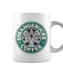 Strangebucks coffee mug