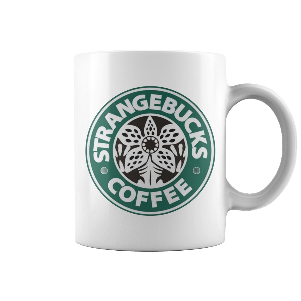 Strangebucks coffee mug