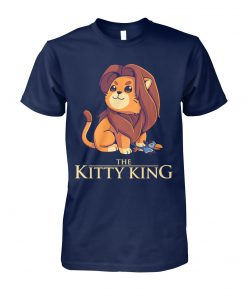 The kitty king the lion king unisex cotton tee