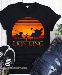 Vintage walt disney the lion king shirt