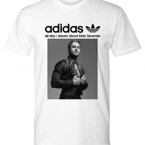 Adidas all day I dream about kelly severide premium's tee