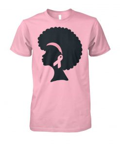 Breast cancer we wear pink unisex cotton tee