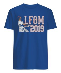 LFGM 2019 pete alonso homerun new york mets men's shirt