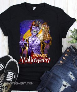 Thanos halloween shirt