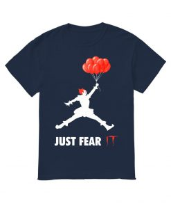 Air jordan pennywise jut fear it men's shirt
