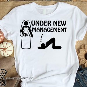 Bachelor party under new management shirt