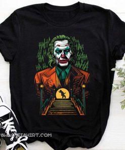 DC comics the joker reborn shirt