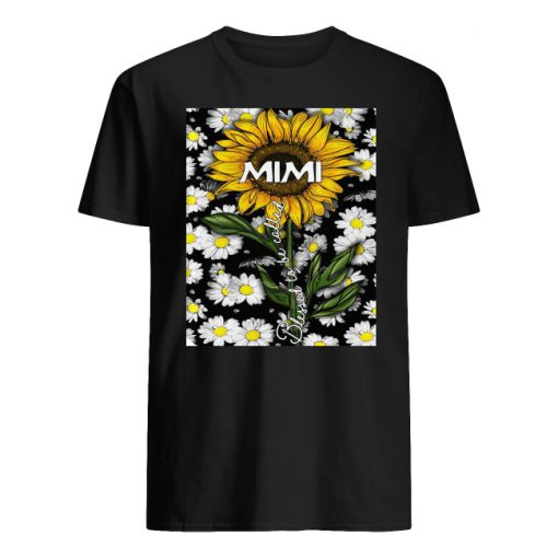 Daisy blessed to be called mimi men's shirt
