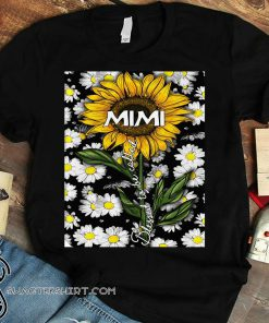 Daisy blessed to be called mimi shirt