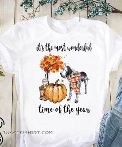 Dalmatian it's the most wonderful time of the year shirt